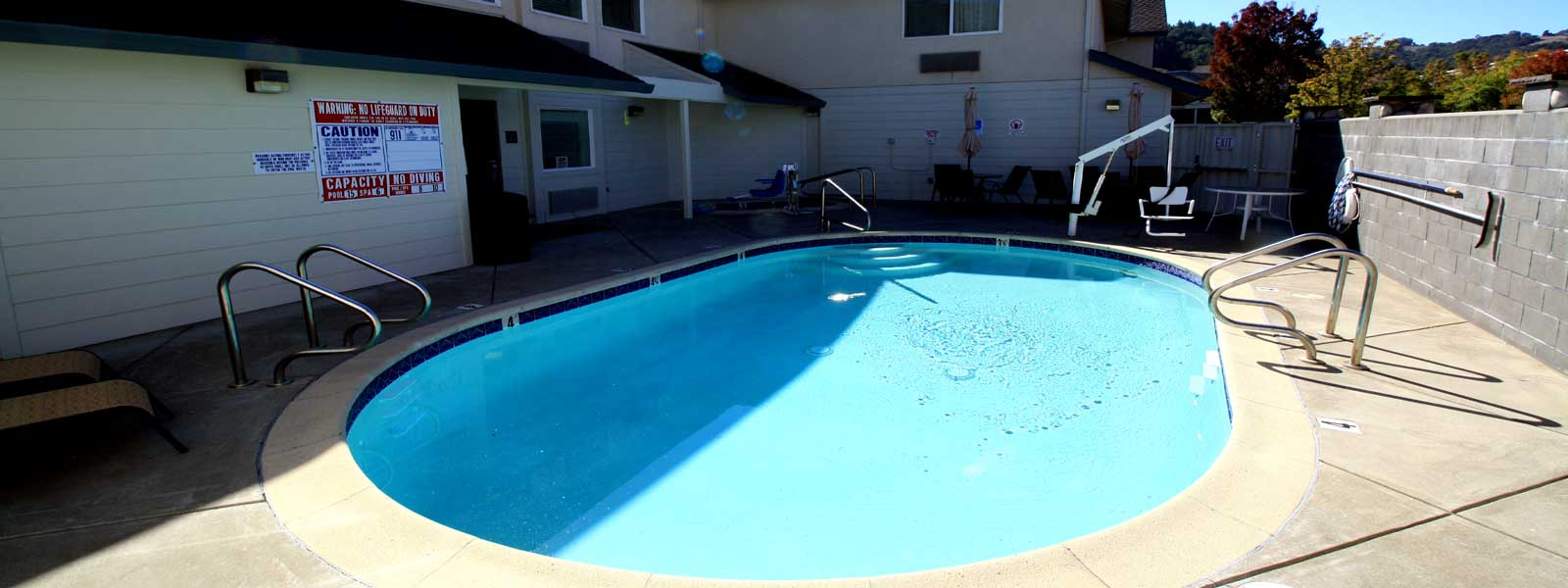 Motels in Cloverdale Budget Discount 3 Star Rating